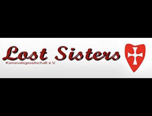 Danke an lost sisters für die großzügige Spende!