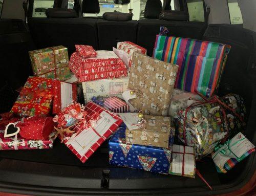 DANKE an die vielen Weihnachtselfen
